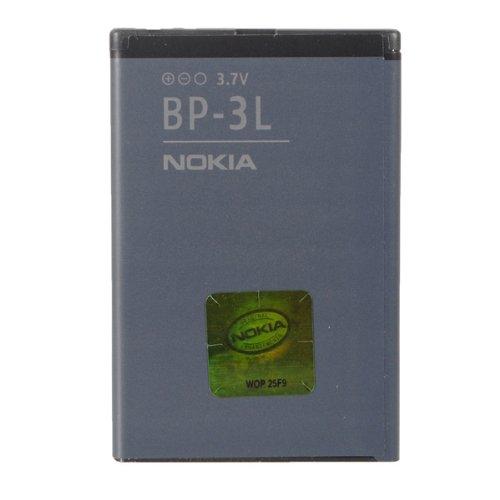 Nokia BP-3L - Batería de Repuesto Lumia 710 900 ASHA 303 603 (ión de Litio, 1300 mAh)