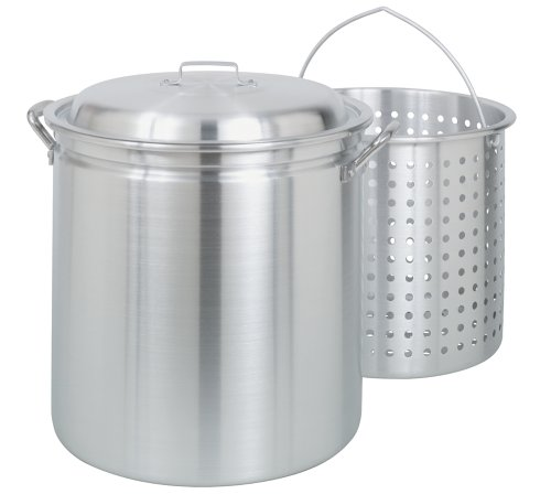 Bayou Classic 4060 60-Quart All Purpose Aluminum...