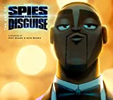 Art of Spies in Disguise - Titan Books