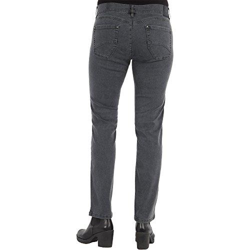 ZERRES Damen Jeans TWIGY Slim Fit Sensational Jeans, Größe:40;Farbe:98 ANTHRAZIT