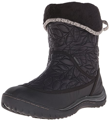 Jambu Women's Avalanche Vegan Slouch Boot, Black, 6 M US
