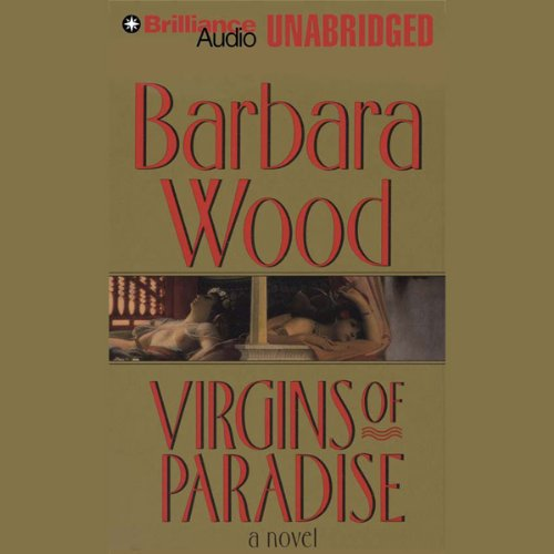 Virgins of Paradise audiobook cover art