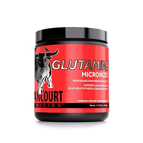 Betancourt Nutrition Glutamine Plus