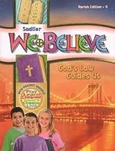 Sadlier We Believe God's Law Guides Us Grade 4 Parish Edition