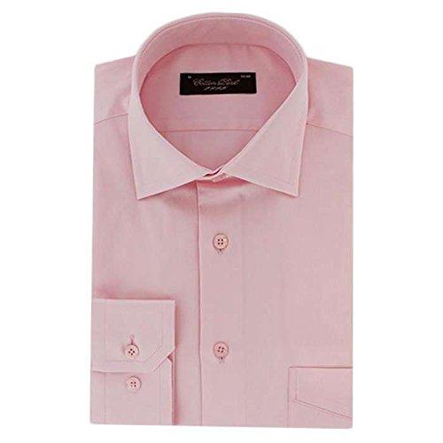 Cotton Park - Chemise Rose Dragée - Homme