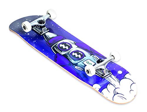 Skateboard Muwmi Rocket Abec 5