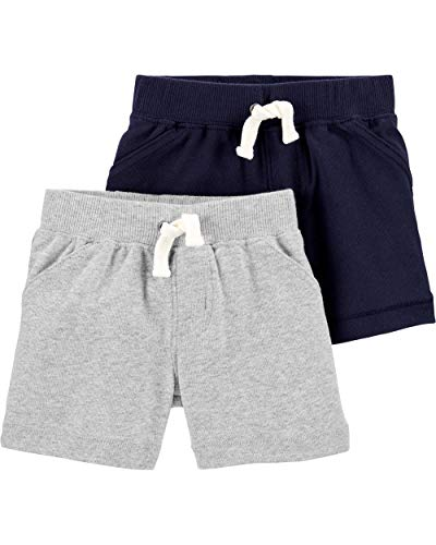 Carter's Baby Boys' 2-Pack Shorts