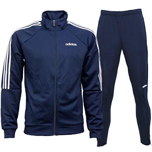 アディダスジャージ上下メンズトレーニングウェアHBQ742カラー上下セット吸汗速乾セットアップズボンパンツ長ズボンサッカーウェアランニング