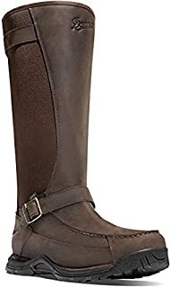 """Danner Sharptail Snake Boot 17"""" Dark Brown Hunting Boots 