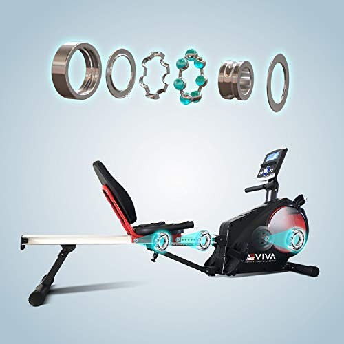 AsVIVA RA6 2in1 Rudergerät Qualität