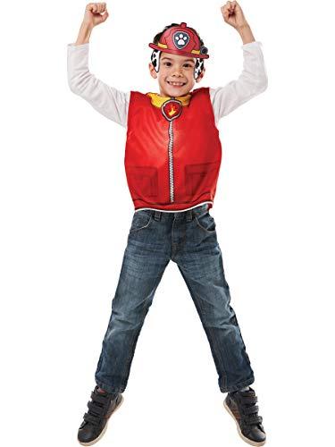 Nickelodeon–i-34862–Set Kostüm Marcus–Party Pack–Einheitsgröße
