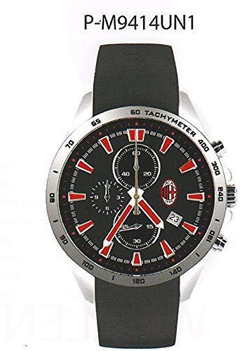 AC Milan - Reloj de pulsera Master Crono – Lowell,...