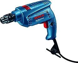 Bosch GSB 501 500-Watt Professional Impact Drill Machine (Blue),Bosch,GSB 501,Drill machine for home,Drill machine with kits