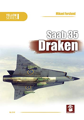 Saab 35 Draken (Yellow)