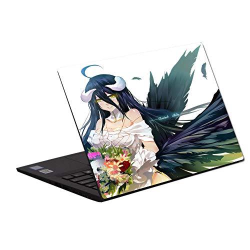 OMGNB SkinAufkleber Overlord 15 156 Zoll Laptop Notebook Hautaufkleber Abdeckung Art Aufkleber B 156 Zoll