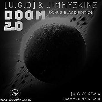 Doom 2.0 - Bonus Black Edition