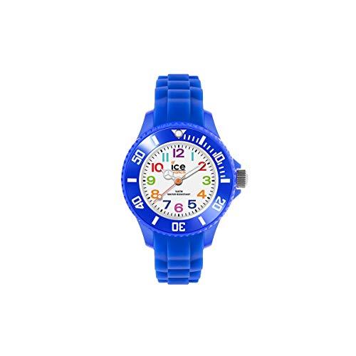 Ice-Watch Ice Mini Blue, Orologio Blu da Bambini con Cinturino in Silicone,...