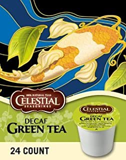 DECAF GREEN TEA K CUP 120 COUNT