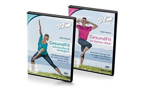 TELE-GYM GesundFit mit Gabi Fastner 2er DVD-Set