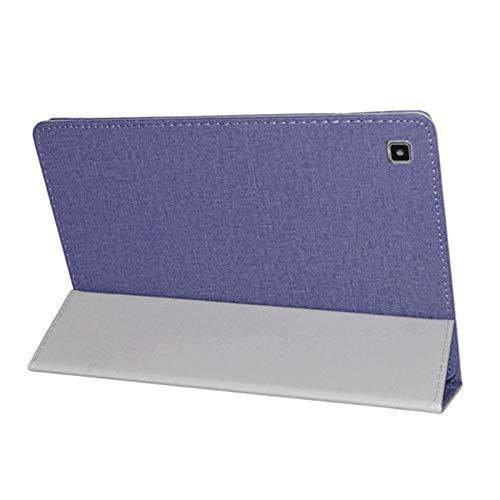 GUSTAR Funda para Tablet PC Funda de Piel para Tablet, para Teclast P20HD(Blue)