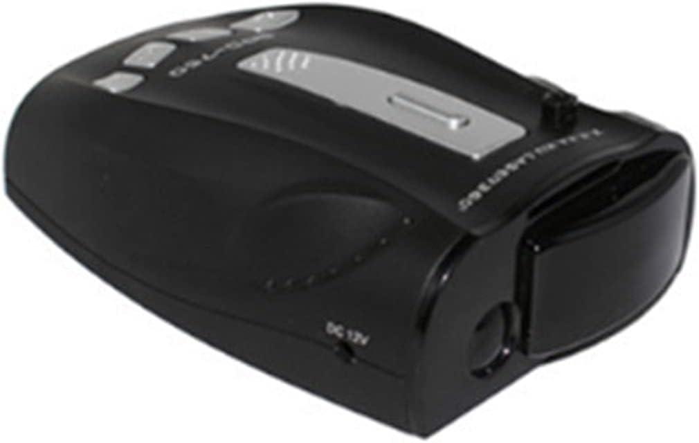 Detector GPS Detector de Radar de automóviles English Voice Alerta de Alerta de Velocidad Sistema de Alarma Detección VG-2 Ciudad y Modo de Carretera Detector de Coches