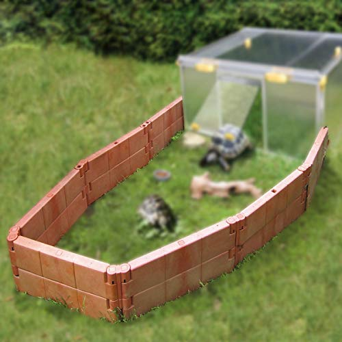 JUWEL Auslaufgehege Terracotta für Schildkrötenhaus Paula