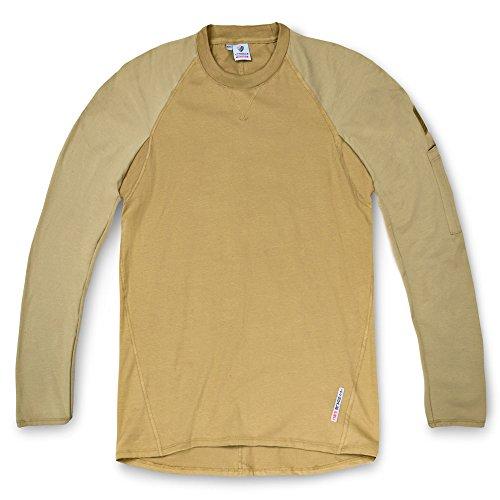 Tyndale Versa Raglan FR T-Shirt XLarge Elmwood Brown & Olive