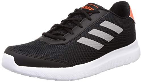 Adidas Men's Glarus M Black A0QM/ Dove Grey Adaj/Glory Amber Adb9/ White 01F7 Running Shoes-8 UK (42 EU) (8.5 US) (CM4978)