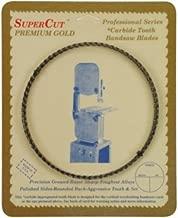 SuperCut B123G12H3 Carbide Impregnated Bandsaw Blade, 123
