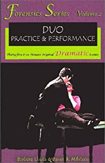 Forensics Duo Series Volume 2: 35 8-10 Minute Original Dramatic Plays for Duo Practice and Performance