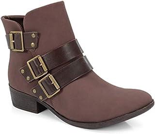1374cb57e5 Moda - Marrom - Botas   Calçados na Amazon.com.br