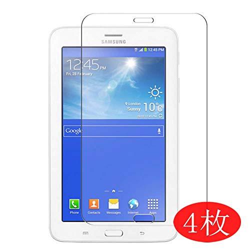 Vaxson 4 Stück Schutzfolie kompatibel mit Samsung Galaxy Tab 3 Lite 7.0 SM-T110 T111 T113 T116 7