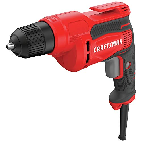 CRAFTSMAN Drill / Driver, 7-Amp, 3/8-Inch (CMED731)
