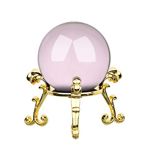 Bola Cristal Fotografia Bola de cristal de 40 mm con placa de...