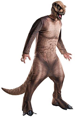 Rubie's Men's Jurassic World T-Rex Costume, Multi, X-Large