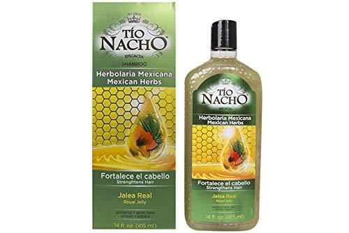 TIO NACHO Mexican Herbs Shampoo 14 Oz by Tio Nacho