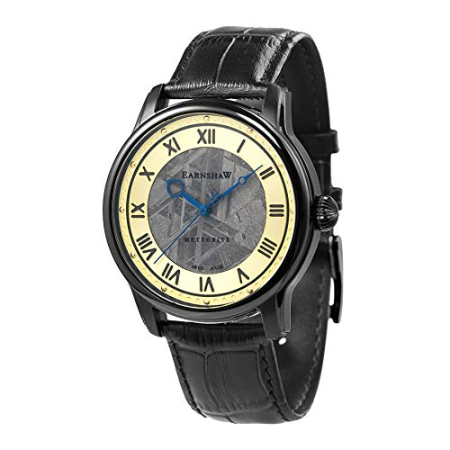 Thomas Earnshaw Longitude_ Meteorite Reloj de cuarzo suizo - ES-0034-07
