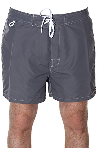 SUNDEK Herren mittellange Boardshorts 32 Grau