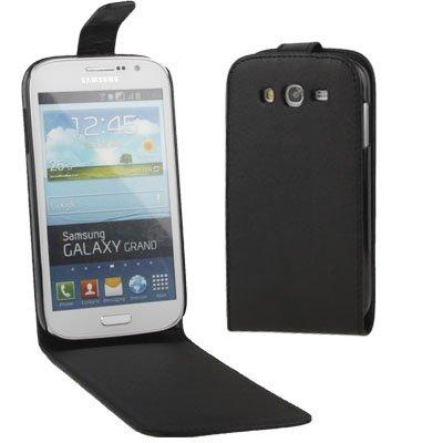 YUNCHAO Funda Protectora Funda de Cuero con Tapa Vertical for Samsung Galaxy Grand Duos / i9082 Caja del teléfono Celular