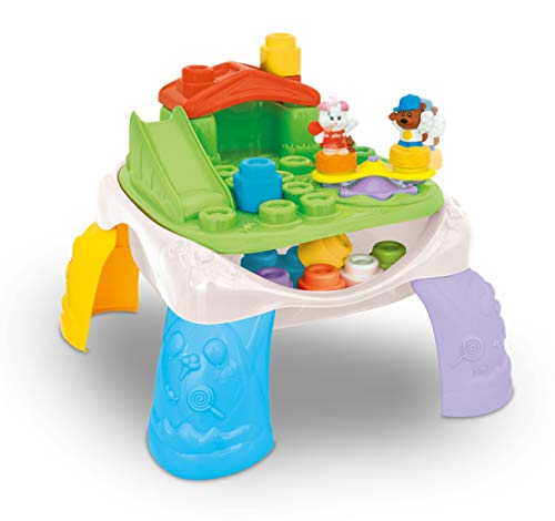 Clementoni 14829 Table de Jeux Parc