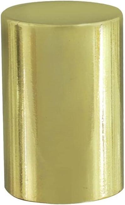 Unknown1 1 Pack Steel Lamp Finial Brass 4