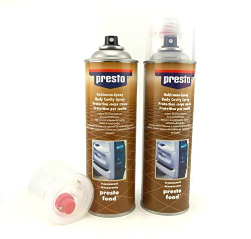 Presto Hohlraumspray mit Sonde Versiegelung 2X 500ml 306055