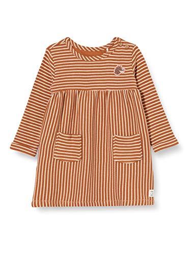 Noppies baby-meisjes G Dress Ls Melmoth Y/D Str kinderjurk