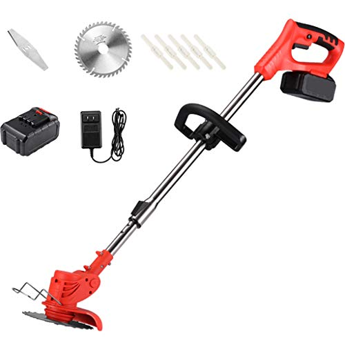 Check Out This Priority Culture Grass Trimmer String Trimmer,Small Household Lawn Mower, Electric La...