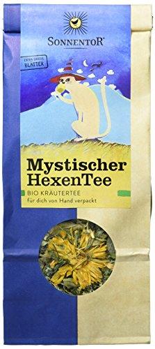 Sonnentor Mystischer Hexentee lose, 1er Pack (1 x 40 g) - Bio
