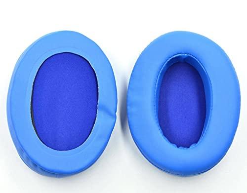 N\C HM5 es Adecuado para Auriculares Sony MDR V6 Z X700 Almohadillas de Repuesto de Cuero de 110 * 90 MM