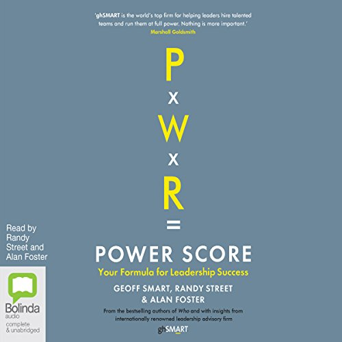 Power Score cover art