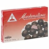 Joyva Passover Chocolate Covered Marshmallows Cherry Flavor Gluten Free, 9-ounce (Pack of 2)