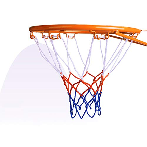 Great Deal! YTXTT Basketball Hoop, Wall-Mounted Sports Goal Hoop Rim Net Parent-Child Adult Children...