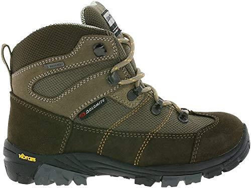 Dolomite, Chaussures basses pour Homme - Marron - Brown/Beige, 39